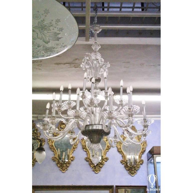 Lampadari Di Murano Antichi Prezzi.Lampadario In Vetro Di Murano Il Balon