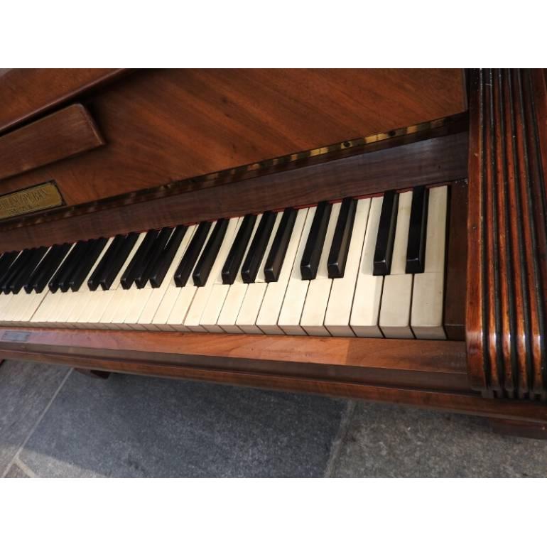 Pianoforte antico Wilhelm Gruban Steglitz Berlin | il Balon