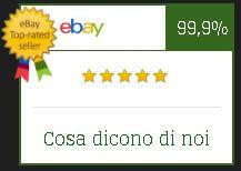 Leggi i feedback su ebay